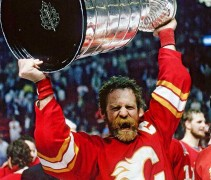 Calgary Flames 1989 Stanley Cup Champions