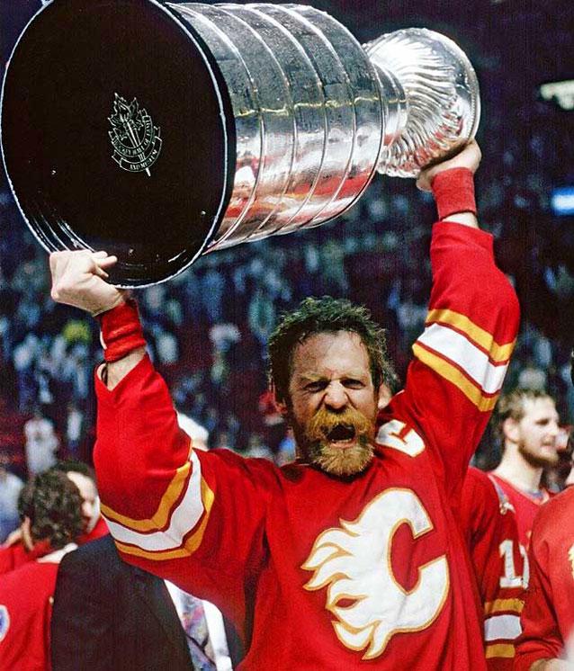 Flames Bring Back Retros as Alternate Uniform