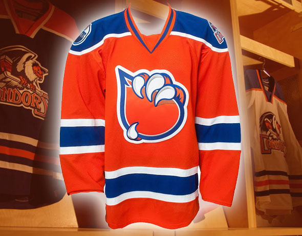 Condors Alternate Uniform