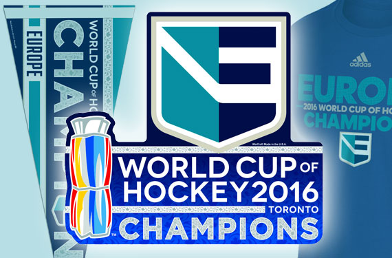 Europe 2016 World Cup Hockey Champions