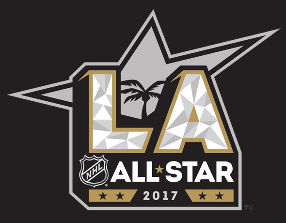 Logo for 2017 NHL All-Star Game Unveiled