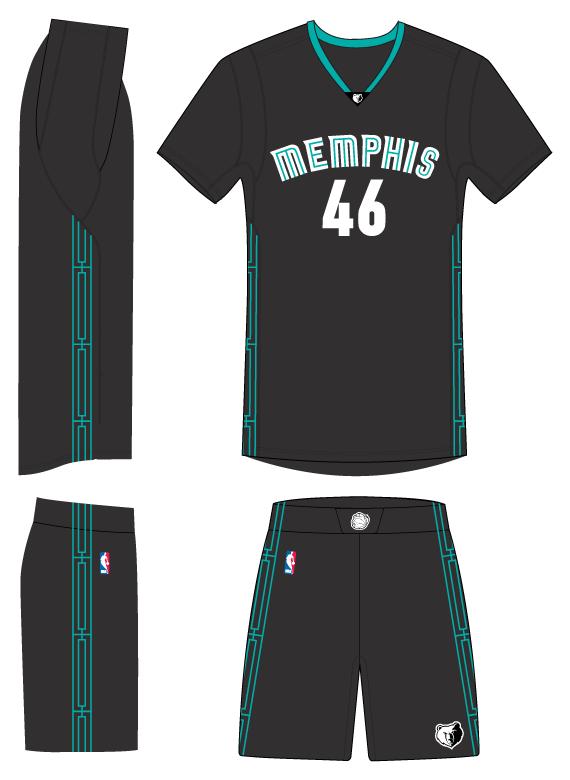 Memphis Grizzlies Mlk Jerseys