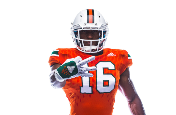 Miami Hurricanes will wear throwback-inspired uniforms later this season