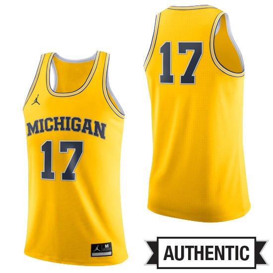 Michigan jumpman basketball 3