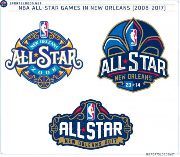 2017 NBA All-Star Game logo is officially unveiled ...