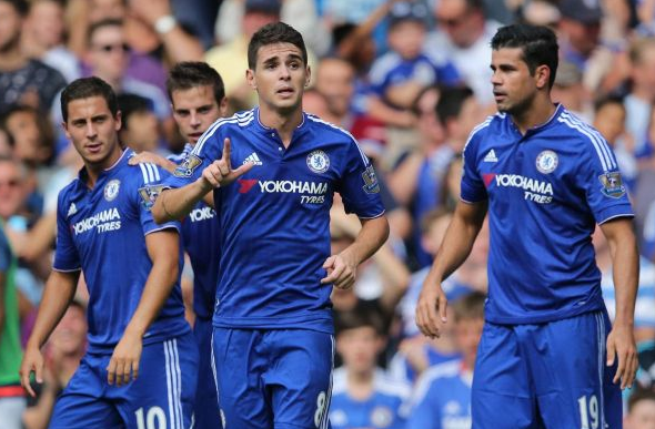 2. Chelsea and Yokohama - £40 million/year ($US) through 2020