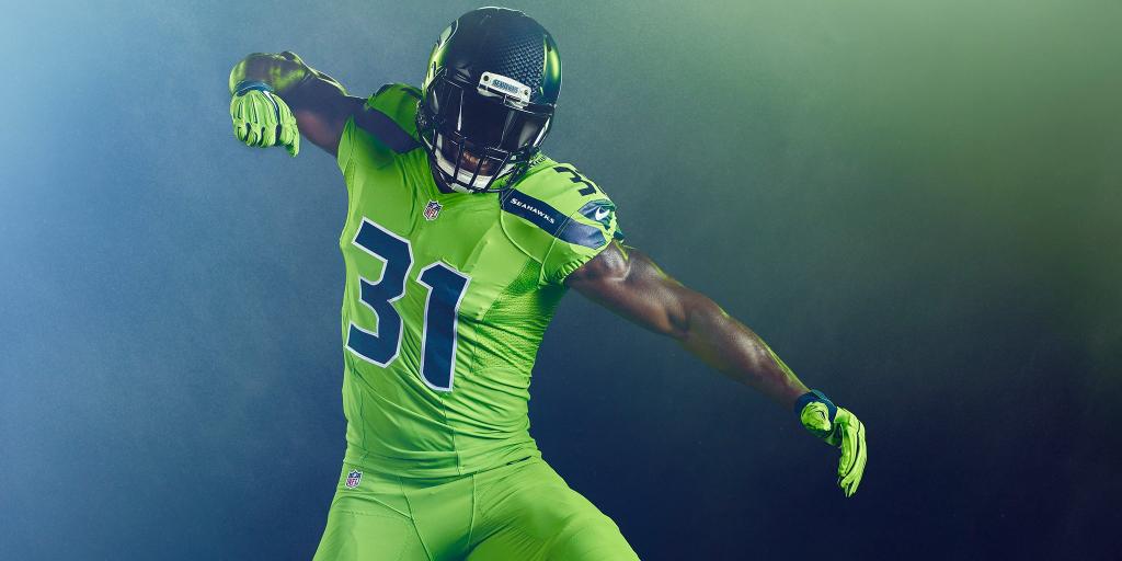 All 32 NFL Teams unveil new 2016 Color Rush uniforms
