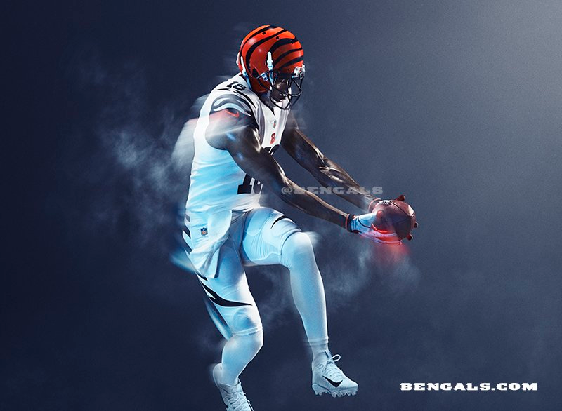 bengals color rush jersey buy