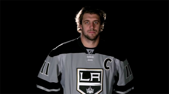 online store f7723 13c46 Los Angeles Kings Unveil Anniversary Sweater | Chris ...