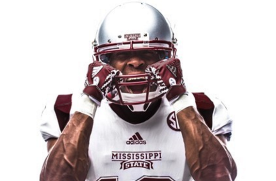Mississippi State Bulldogs will basically wear Patriots uniforms for game in Foxboro