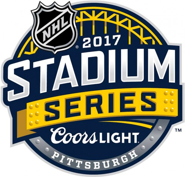 nhl 2017 stadium series pittsburgh logo