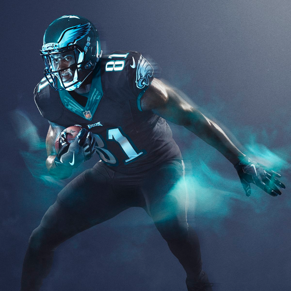 brand new 1f8b7 b5f22 All 32 NFL Teams unveil new 2016 Color Rush uniforms | Chris ...