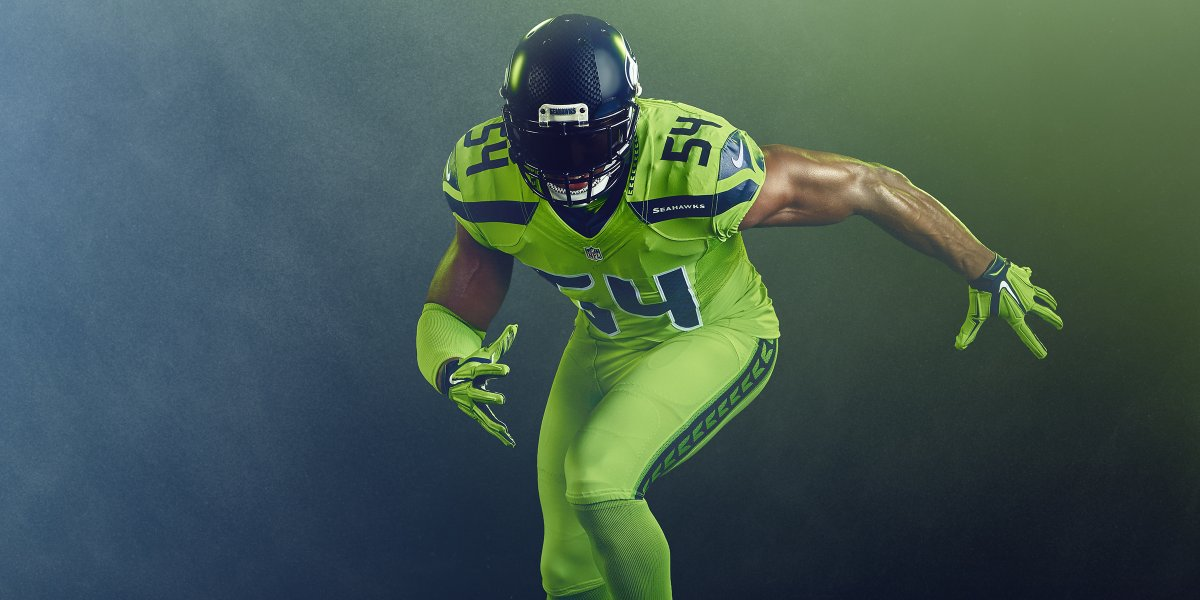 73bc4b8dc All 32 NFL Teams unveil new 2016 Color Rush uniforms