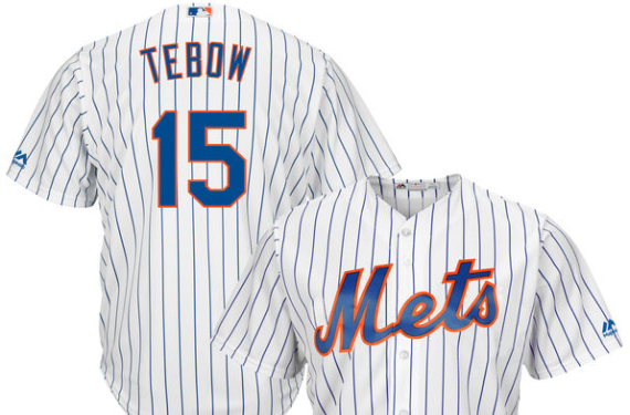 tebow mets gear f