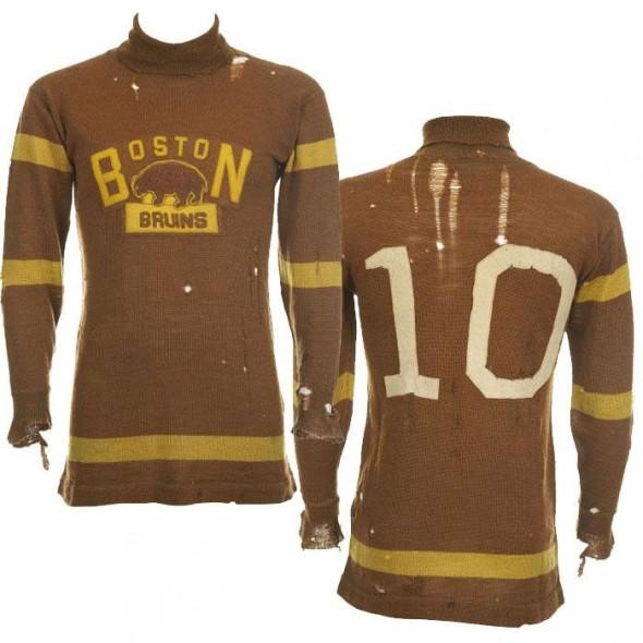 Boston Bruins Uniform 80