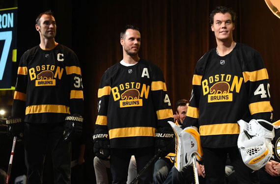 Boston Bruins Announce New Alternate Uniform  deb551dcff4