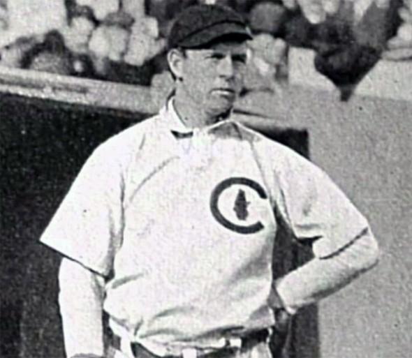 Chicago Cubs 1908 World Series Uniform