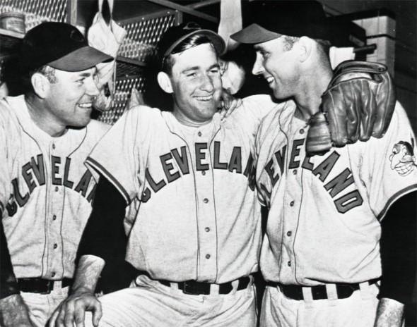 Cleveland Indians 1948 Road Uniform