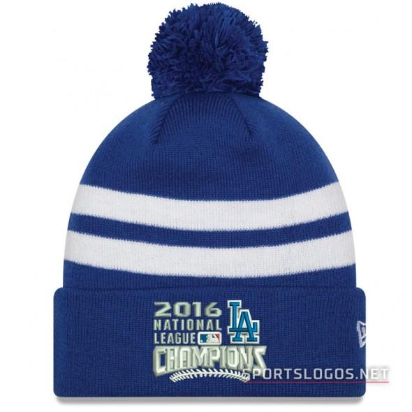 LA Dodgers 2016 NL Champs Touque