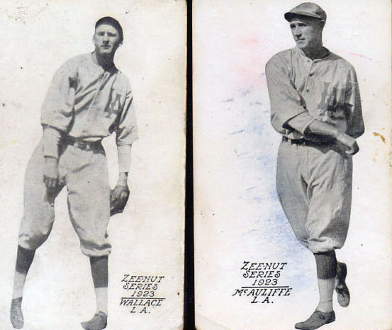 Los Angeles Angels PCL 1923
