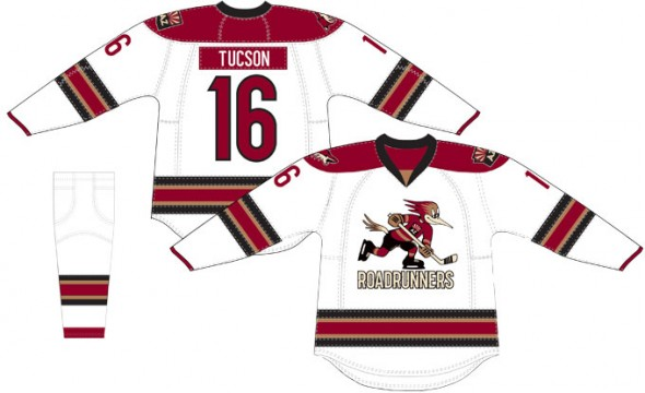 Roadrunners Light Jersey