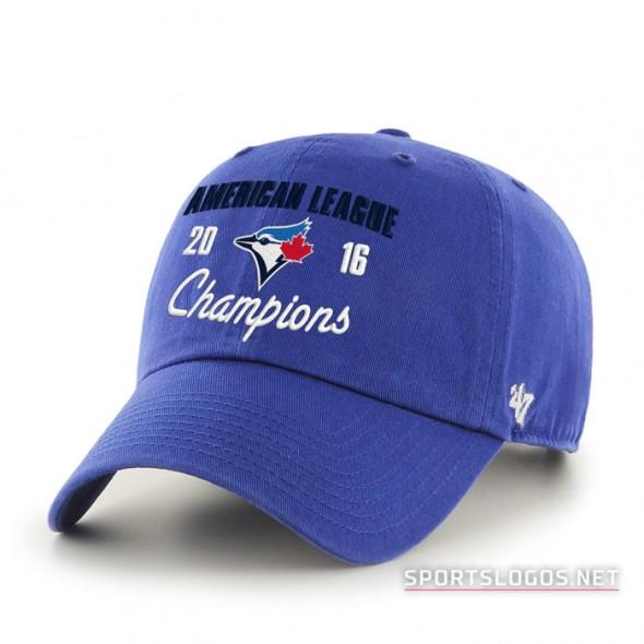 Toronto Blue Jays 2016 AL Champs Cap 2