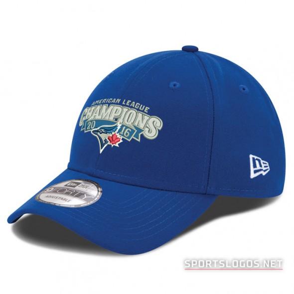 Toronto Blue Jays 2016 AL Champs Cap