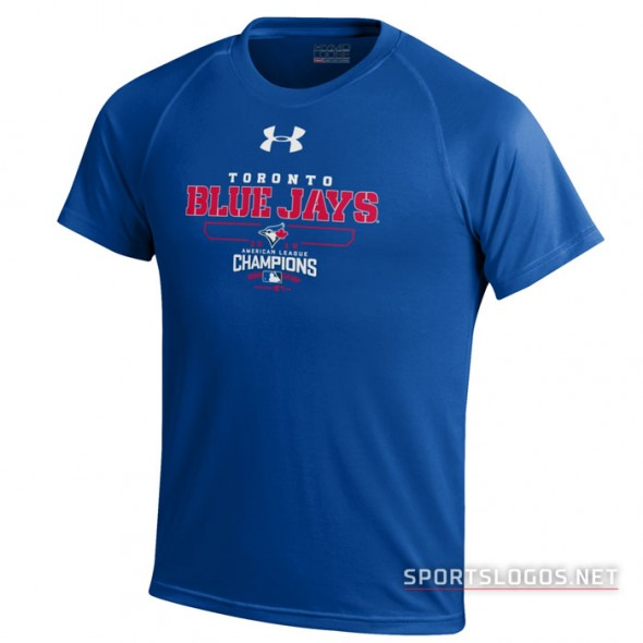 Toronto Blue Jays 2016 AL Champs Shirt