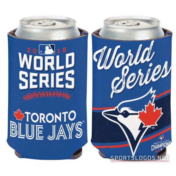 Toronto Blue Jays 2016 American League Champions Beer Cooler