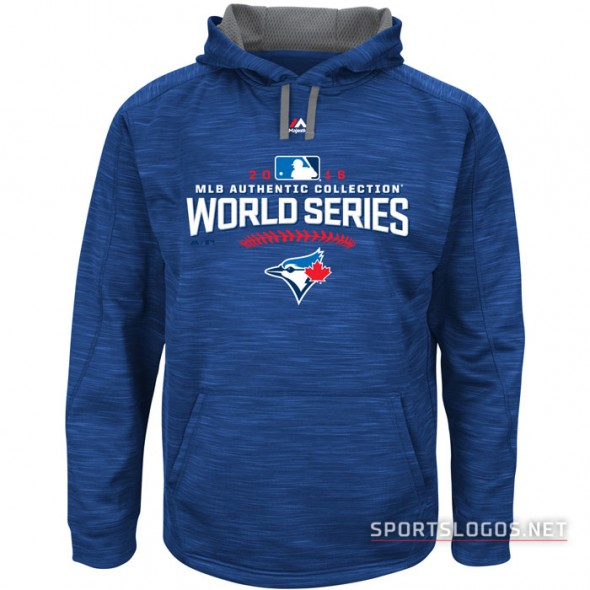 Toronto Blue Jays 2016 World Series Dugout Hoodie