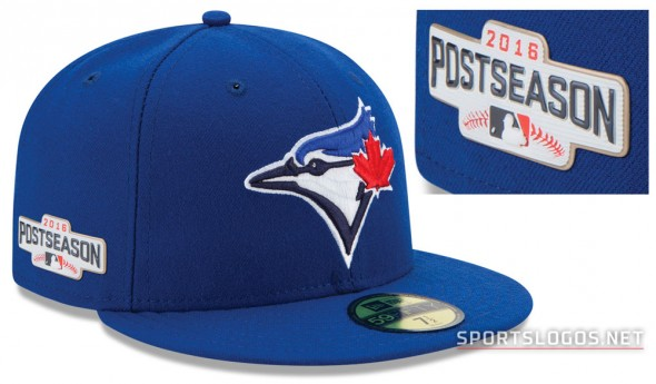 mlb postseason cap patch