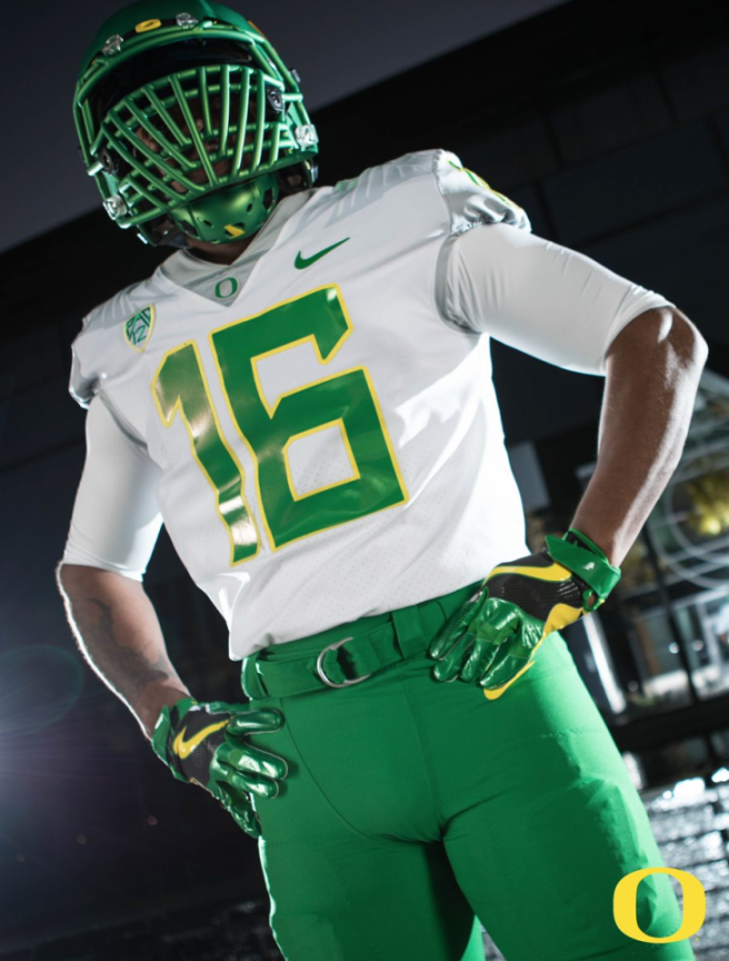 Oregon Ducks reveal throwback-inspired Webfoot uniforms  19dd11737