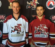 tucson roadrunners new uniforms