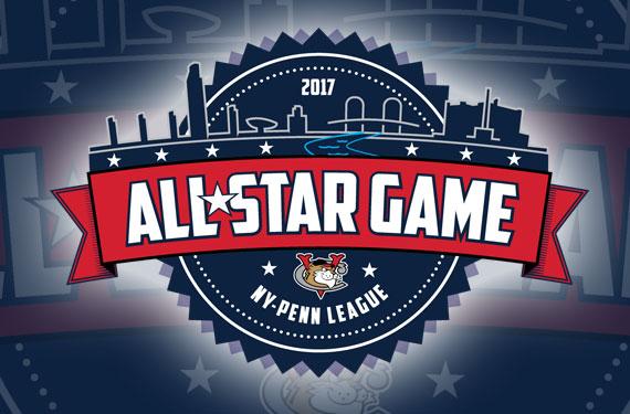 2017 NY-Penn League All-Star Logo Unveiled