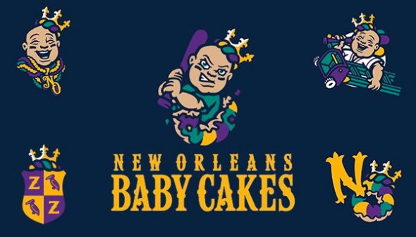All logos Baby Cakes