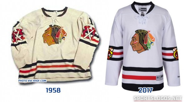 Blackhawks Compare Winter Classic 63547d9e2
