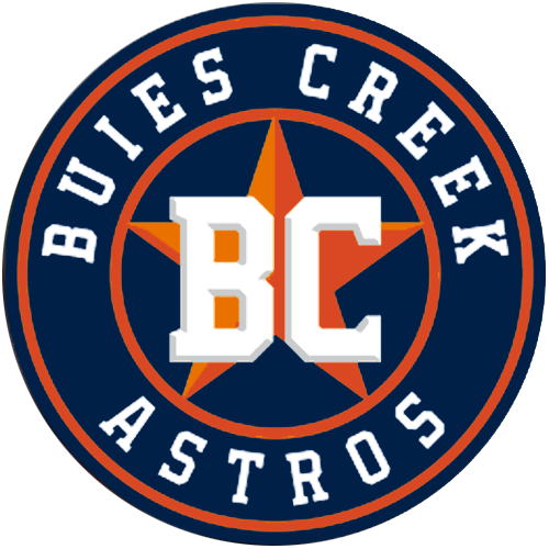 Buies Creek Astros Logo