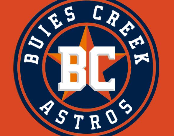 Astros Introduce Temp Single-A Team in Buies Creek, NC