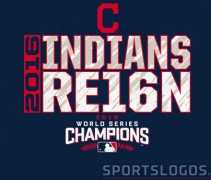Cleveland Indians 2016 World Series Phantom Champions