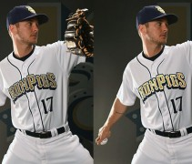 IronPigs Glowing Uniforms