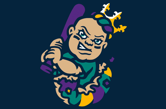 New Orleans Baby Cakes Logo Unveiled