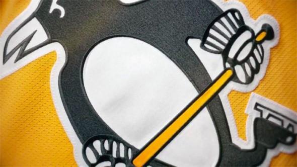 Penguins Stadium Series Crest