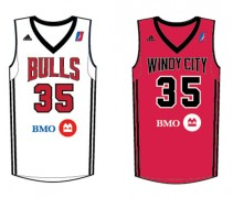 Windy City Bulls Uniforms