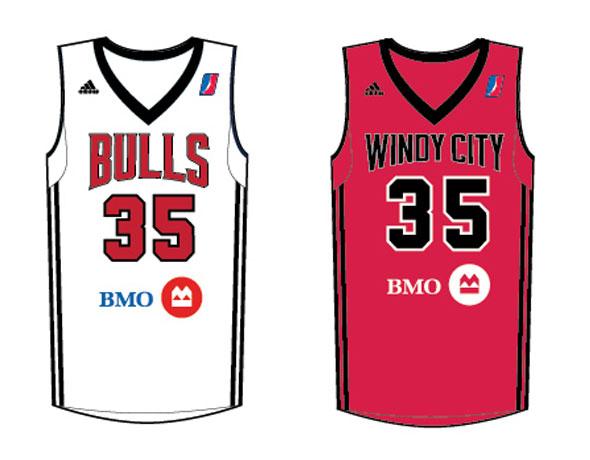 D-League: Windy City Bulls Unveil Uniforms