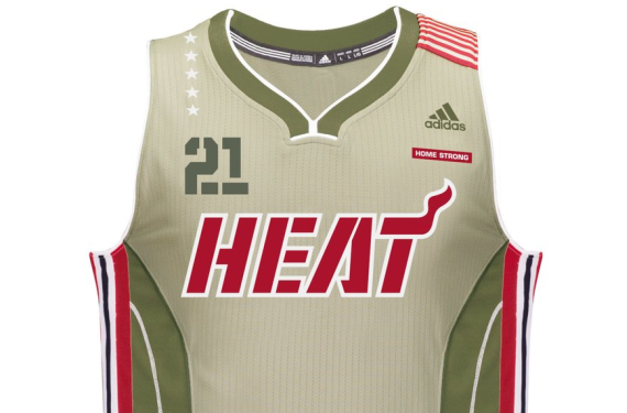 miami heat jersey 2017