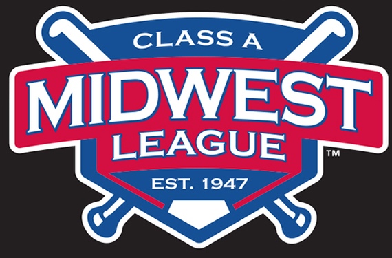 Midwest League drops Looping L league logo and unveils new logo