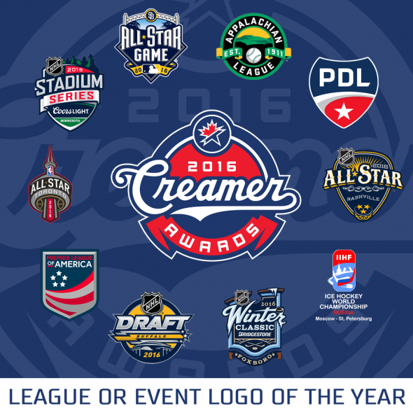 2016 Finalists - League or Event Logo