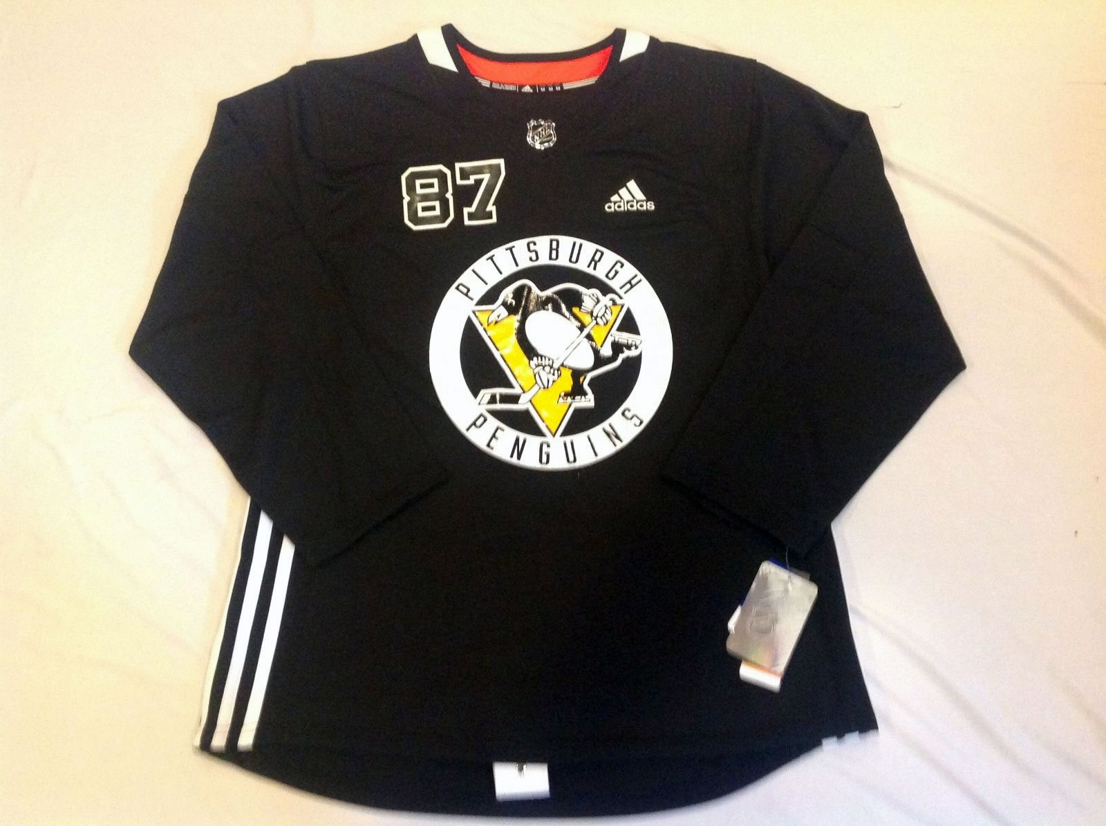 lowest price 24a83 4ba4c Adidas NHL Practice Jersey | Chris Creamer's SportsLogos.Net ...