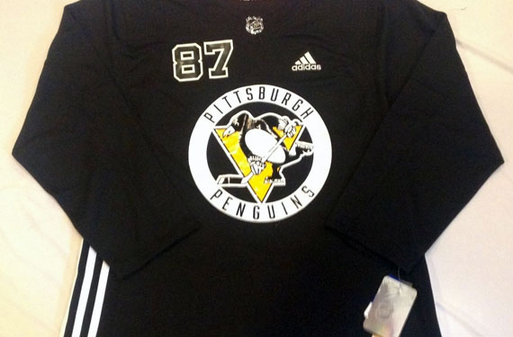 Adidas Penguins Jersey