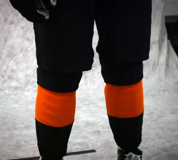 Flyers 2017 Stadium Series Pants and Socks